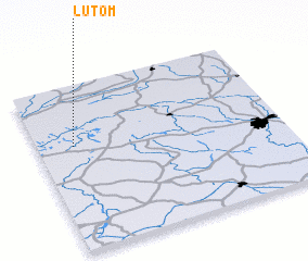 3d view of Lutom