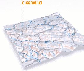 3d view of Ciganovići