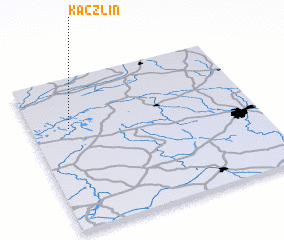 3d view of Kaczlin