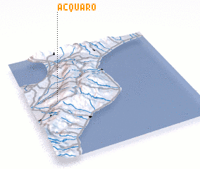 3d view of Acquaro