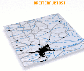 3d view of Breitenfurt-Ost
