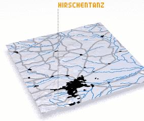3d view of Hirschentanz
