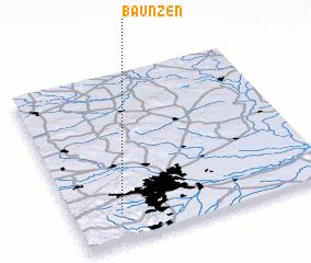 3d view of Baunzen