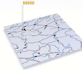 3d view of Dědov