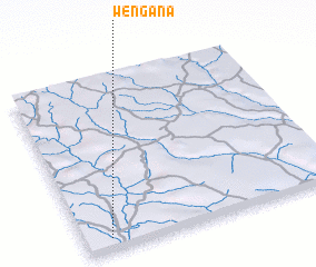 3d view of Wengana