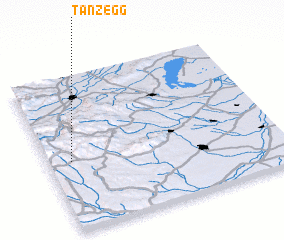3d view of Tanzegg