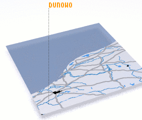 3d view of Dunowo