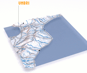 3d view of Umbri