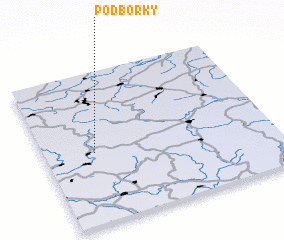 3d view of Podborky
