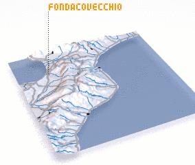 3d view of Fondaco Vecchio