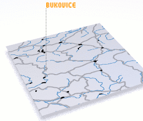 3d view of Bukovice