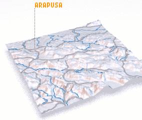 3d view of Arapuša