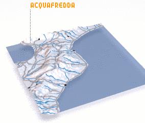 3d view of Acquafredda