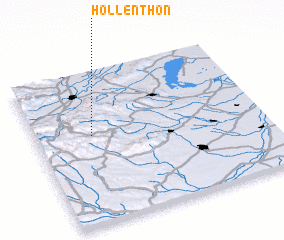 3d view of Hollenthon