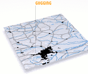 3d view of Gugging