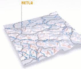 3d view of Metla