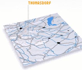 3d view of Thomasdorf