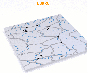 3d view of Dobré