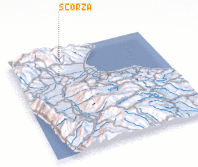 3d view of Scorza