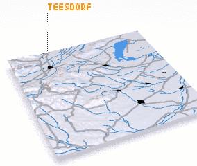 3d view of Teesdorf