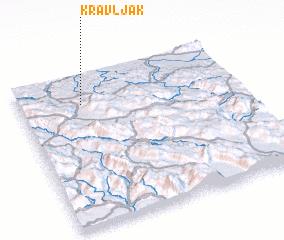 3d view of Kravljak