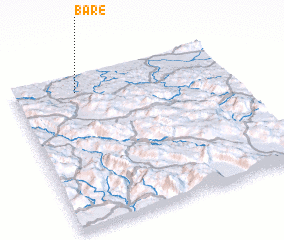 3d view of Bare