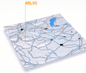 3d view of Amlos