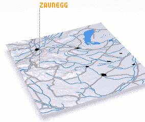 3d view of Zaunegg