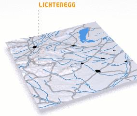 3d view of Lichtenegg