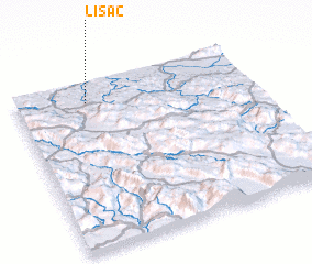 3d view of Lisac