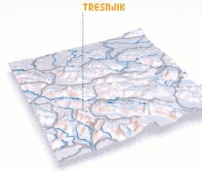 3d view of Trešnjik