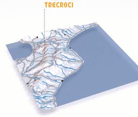 3d view of Tre Croci