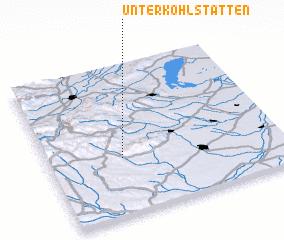 3d view of Unterkohlstätten