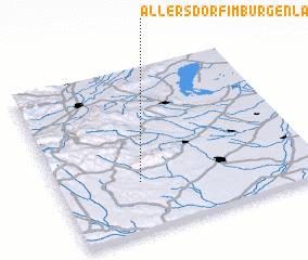 3d view of Allersdorf im Burgenland