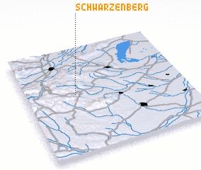 3d view of Schwarzenberg