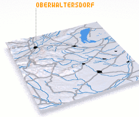 3d view of Oberwaltersdorf