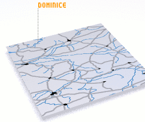 3d view of Dominice