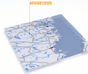 3d view of Ankarsrum