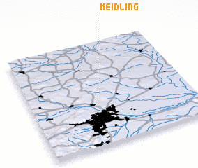 3d view of Meidling