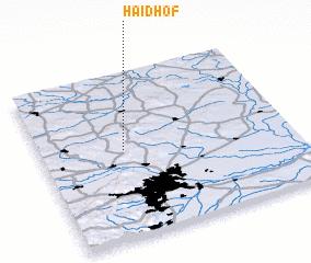 3d view of Haidhof