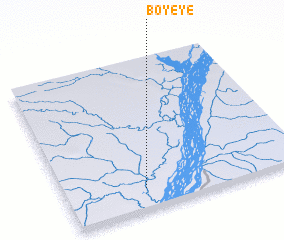 3d view of Boyéyé