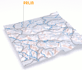 3d view of Prlin