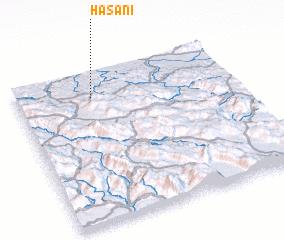 3d view of Hašani