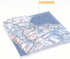 3d view of Casenove