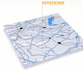 3d view of Kotezicken