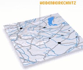 3d view of Weiden bei Rechnitz