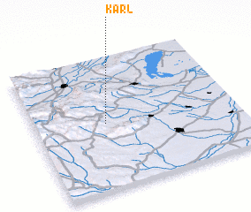 3d view of Karl