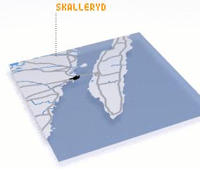 3d view of Skälleryd