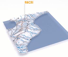 3d view of Macri