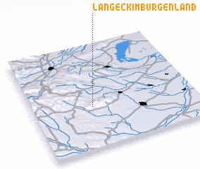 3d view of Langeck im Burgenland